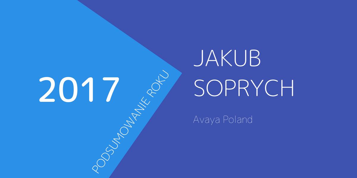 PR2017 – Jakub Soprych