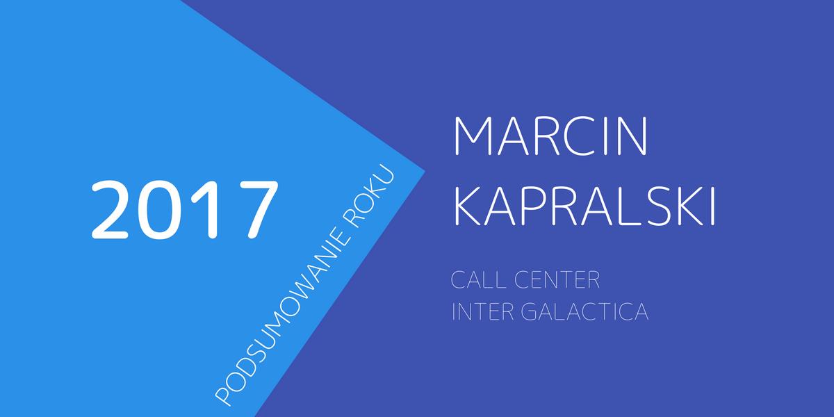PR2017 – Marcin Kapralski