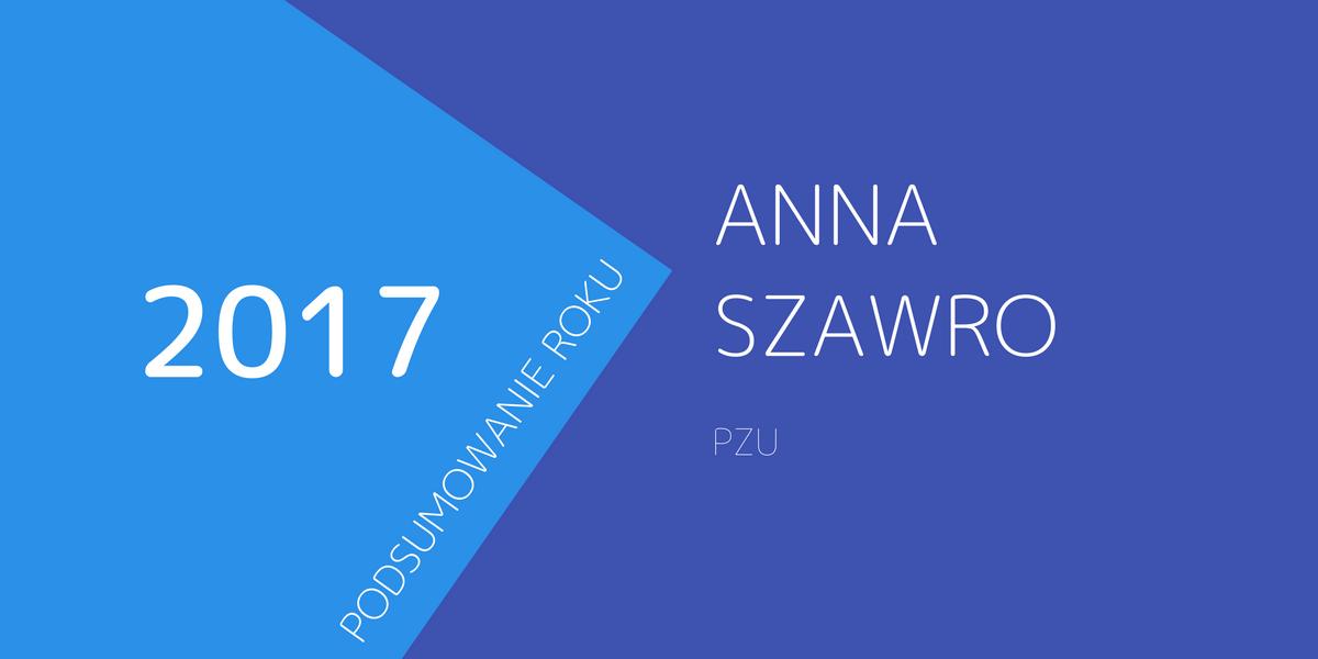 PR2017 -anna szwro