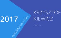 PR2017 - krzysztof kiewicz