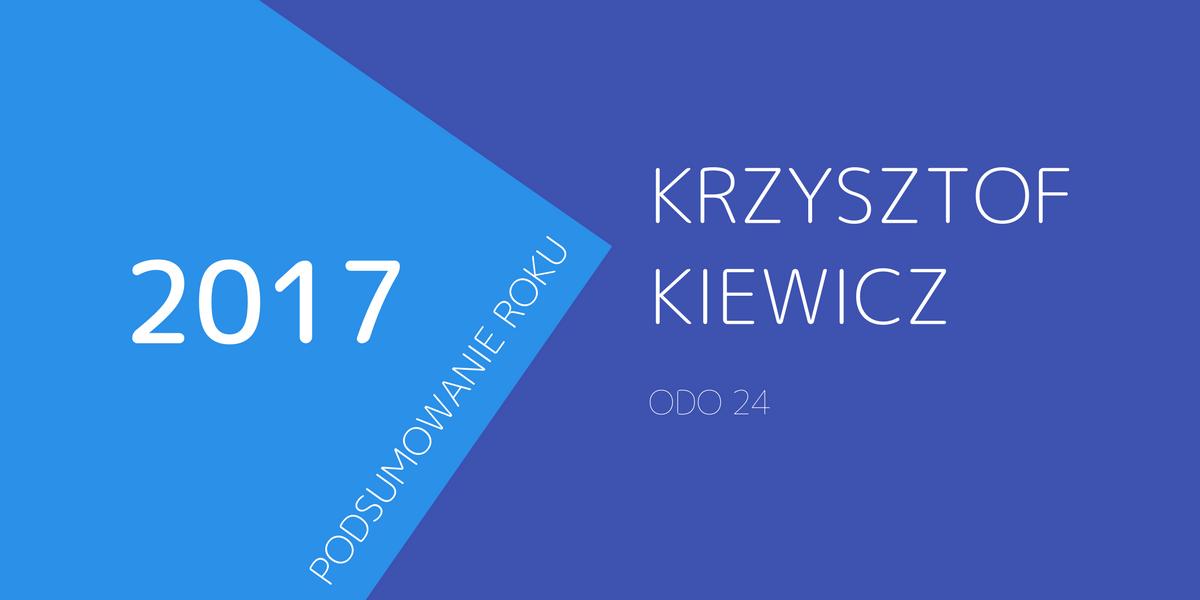 PR2017 – krzysztof kiewicz