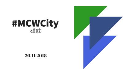 MCW CITY lodz